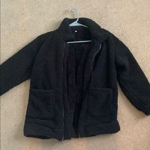 Jackets & Blazers - fluffy winter coat